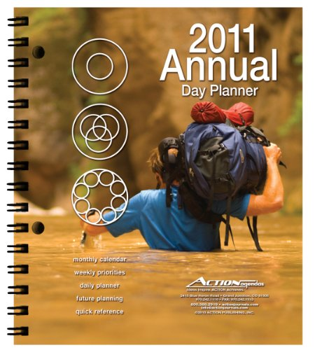 9781934687314: 2011 Action Annual Day Planner