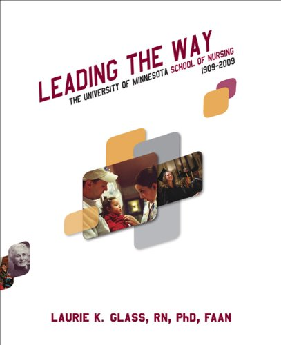Leading the Way - The University of: Laurie Glass
