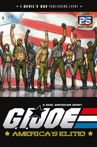 G.I. Joe America's Elite Volume 5: WWIII Omnibus: Powers, Mark
