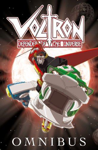 Voltron, Defender of the Universe Omnibus: Jolley, Dan, Croall, Marie