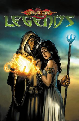 9781934692349: Dragonlance Legends Volume 1: Time of the Twins (Dragonlance Chronicles) (v. 1)