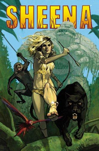 9781934692394: Sheena: Queen of the Jungle Volume 2 (v. 2)