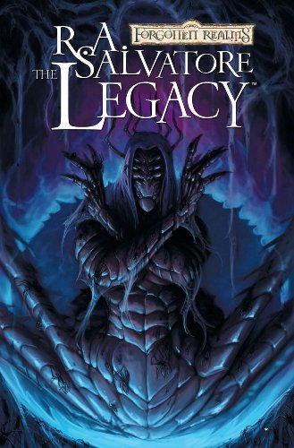 9781934692516: The Legacy: The Graphic Novel (Legend of Drizzt: The Graphic Novel, #7)