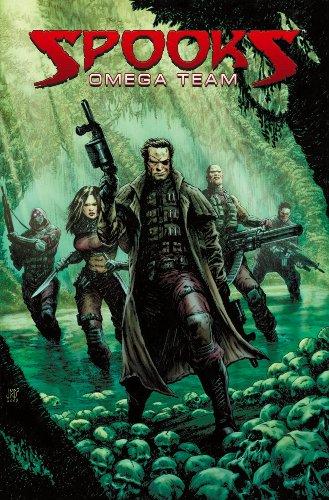 Spooks Volume 2: Omega Team (v. 2): Hama, Larry