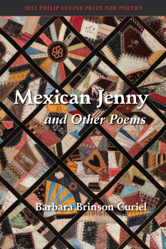 Mexican Jenny and Other Poems: Curiel, Barbara Brinson