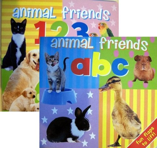 9781934699058: 2 Book Set: 123 and ABC