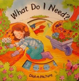 9781934699263: What Do I Need? (Dial-a-picture)