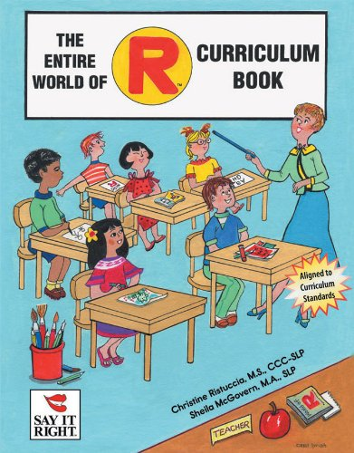 9781934701065: The Entire World of R Curriculum Book