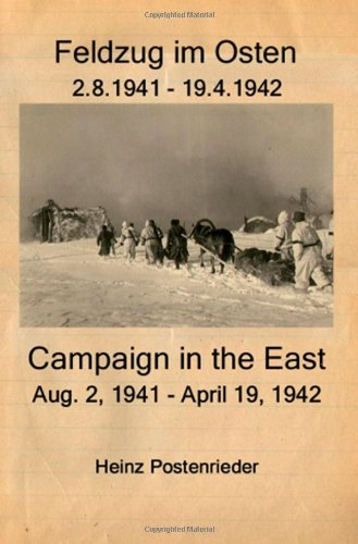 9781934703922: Feldzug im Osten: Campaign in the East (English and German Edition)
