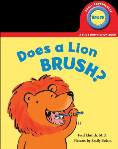 9781934706138: Does a Lion Brush? (Early Experiences)