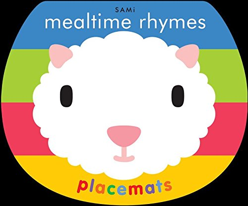 9781934706237: Mealtime Rhymes Placemats
