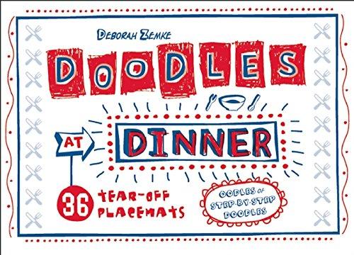 9781934706251: Doodles At Dinner