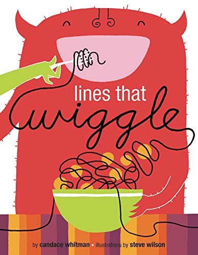 9781934706541: Lines That Wiggle