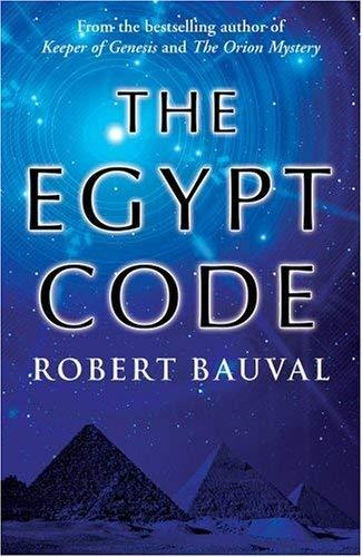 9781934708002: The Egypt Code