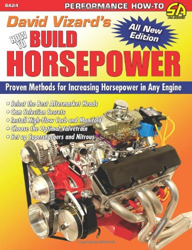 9781934709177: David Vizard's How to Build Horsepower