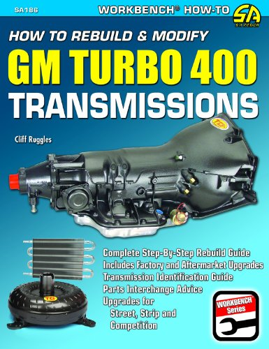 How to Rebuild Modify GM Turbo 400 Transmissions: Cliff Ruggles