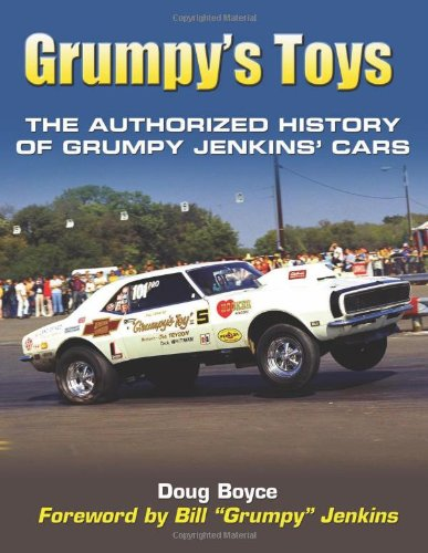 9781934709276: Grumpy's Toys: The Authorized History of Grumpy Jenkins' Cars (Cartech)