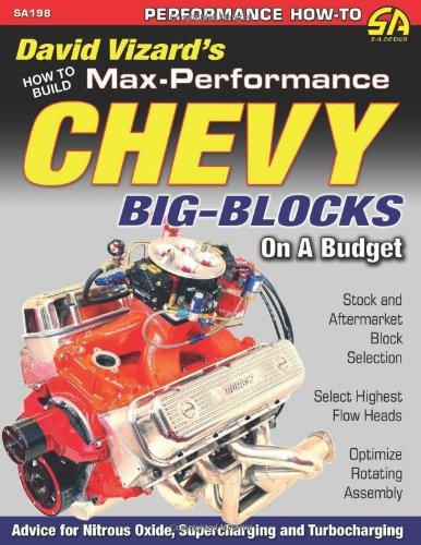 9781934709382: How to Build Max-Performance Chevy Big Blocks on a Budget (SA Design)