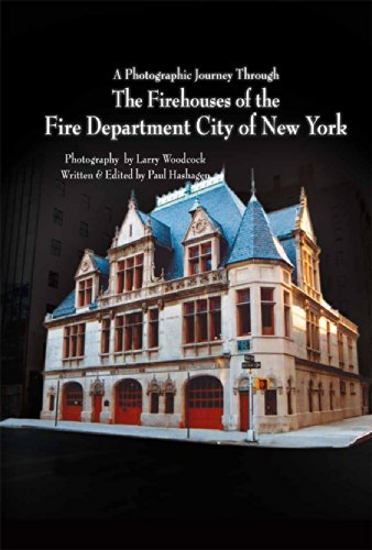 9781934729427: A Photographic Journey through the Firehouses of the Fire Department City of New York