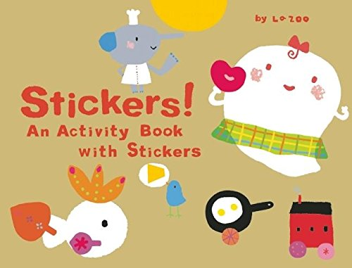 9781934734377: Stickers!: An Activity Book with Stickers