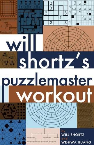 9781934734520: Will Shortz's Puzzlemaster Workout