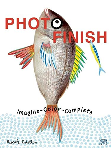 9781934734544: Photo Finish: Imagine, Color, Complete