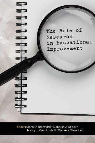 9781934742129: The Role of Research in Educational Improvement