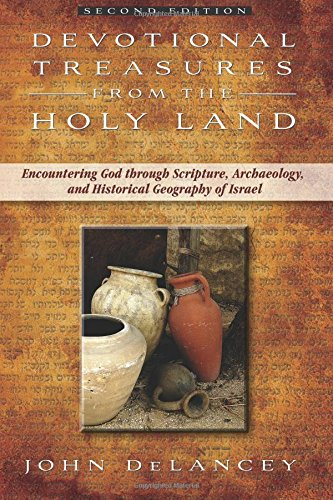 9781934749951: Devotional Treasures from The Holy Land: Second Edition