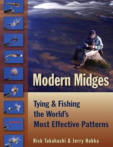 9781934753002: Modern Midges: Tying & Fishing the World's Most Effective Patterns