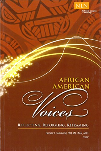9781934758083: African American Voices: Reflecting, Reforming, Reframing