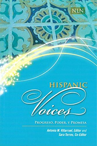 Hispanic Voices: Progreso, Poder, y Promesa: Villarruel, Antonia