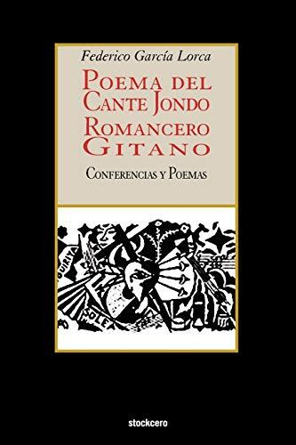 9781934768372: Poema del cante jondo - Romancero gitano (conferencias y poemas) (Spanish Edition)