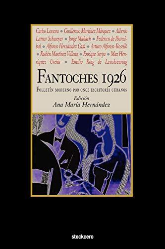 9781934768433: Fantoches 1926 (Spanish Edition)
