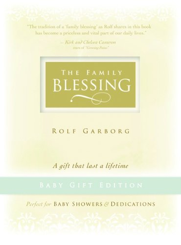 9781934770627: The Family Blessing