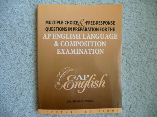 9781934780206: MULTIPLE CHOICE+...F/AP ENGLIS