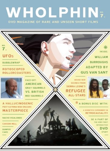 9781934781128: Wholphin No. 7 (Wholphin: DVD Magazine of Rare & Unseen Short Films)