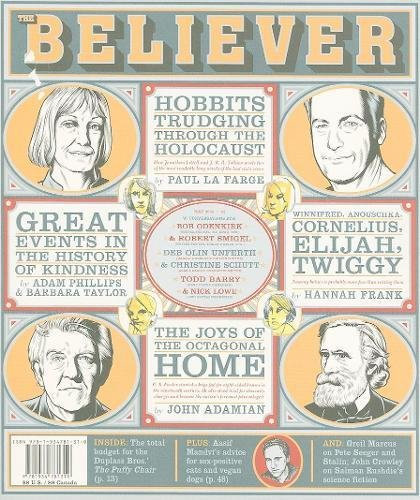 The Believer, Issue 62: May 2009 (Sockdologer): Believer Magazine
