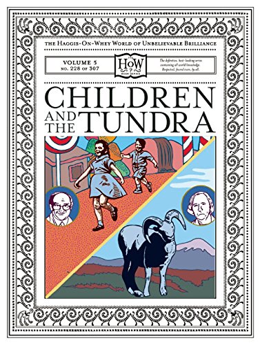 9781934781890: Children and the Tundra (How)