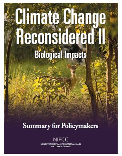 9781934791431: Climate Change Reconsidered II: Biological Impacts