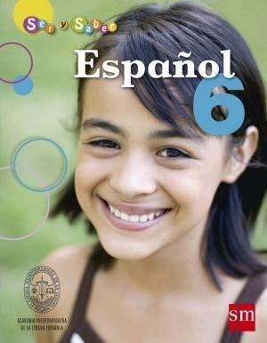 9781934801796: Espanol 6 (Ser y Saber, Texto)