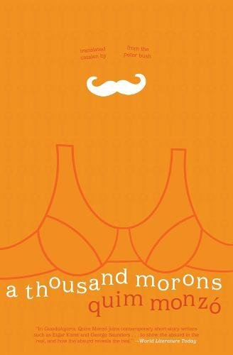 A Thousand Morons: Monzo, Quim