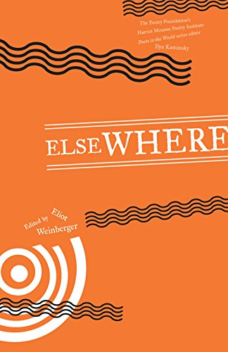 9781934824856: Elsewhere (Poets in the World)