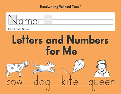 9781934825563: Letters and Numbers for Me Grade K