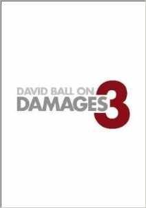 9781934833896: David Ball on Damages 3