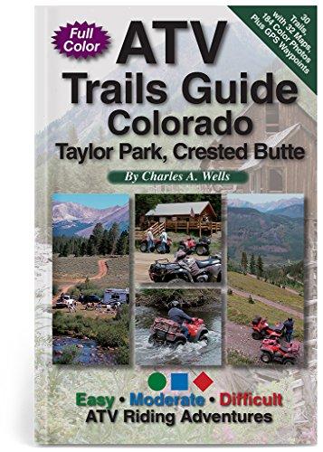 9781934838037: atv trails guide colorado silverton, ouray, lake.