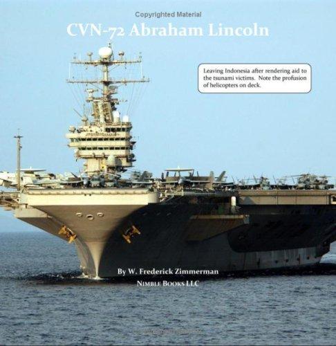 9781934840238: CVN-72 ABRAHAM LINCOLN, U.S. Navy Aircraft Carrier