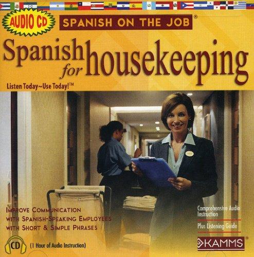 9781934842300: Spanish for Housekeeping (Spanish on the Job)