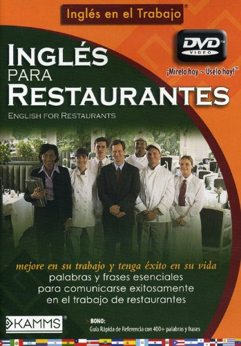 9781934842423: English for Restaurants: Ingles para Restaurantes