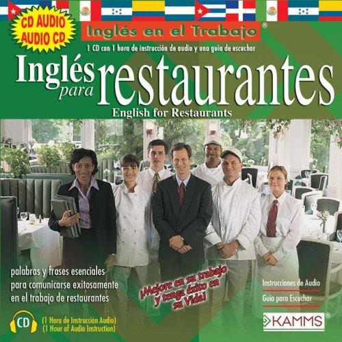 9781934842478: Ingles Para Restaurantes: English For Restaurants (Ingles en el Trabajo) (Spanish Edition)