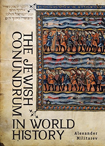 9781934843437: The Jewish Conundrum in World History (Reference Library of Jewish Intellectual History)